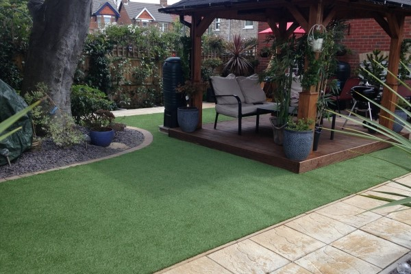 Artificial Grass by JSM Drives and Patios